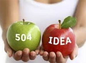 504 IDEA apples
